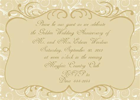 Create Anniversary Invitations Templates Free Anouk Invitations Create Invitation Template