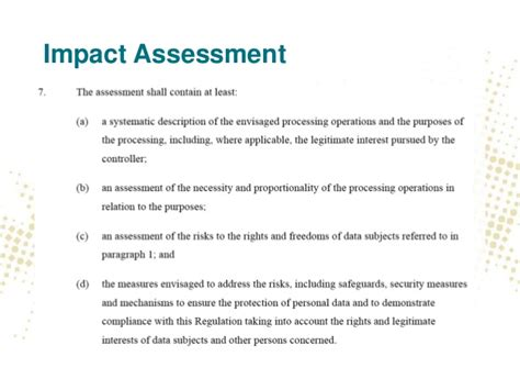 Data Protection Impact Assessment Gdpr Template Gdpr Privacy Impact Assessment Template