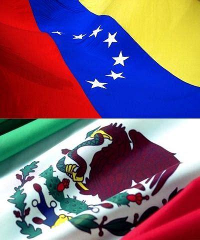 imagenes de colombia y venezuela unidas relaci 243 n comercial m 233 xico venezuela tratado de libre