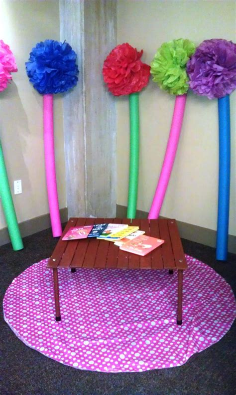 How To Make Lorax Trees Out Of Tissue Paper - 17 best images about pool noodles on gardens