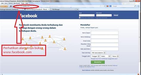 fb di hack beginilah cara hacker mencuri password fb anda oleh