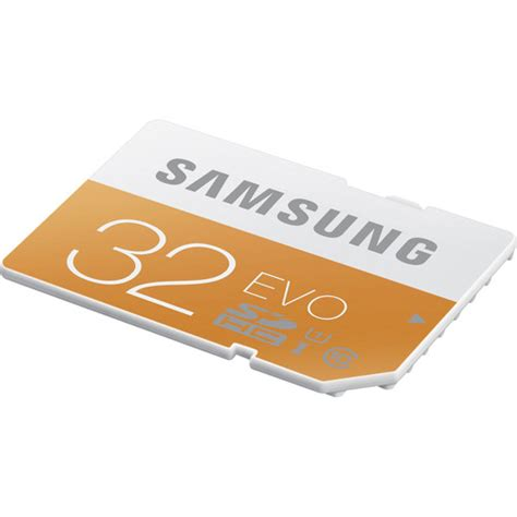 Memory Card Samsung Evo samsung 32gb evo uhs i sdhc u1 memory card class 10