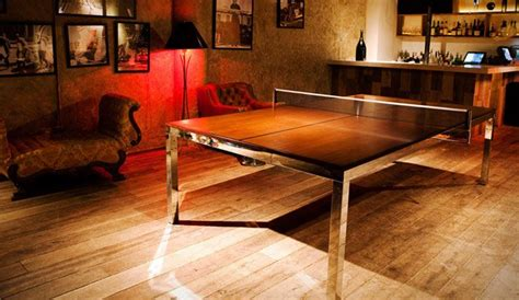 Ping Pong Dining Room Table by A Luxury Ping Pong Dining Room Table Exciting