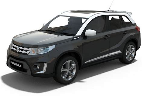 suzuki vitara colour guide and prices carwow