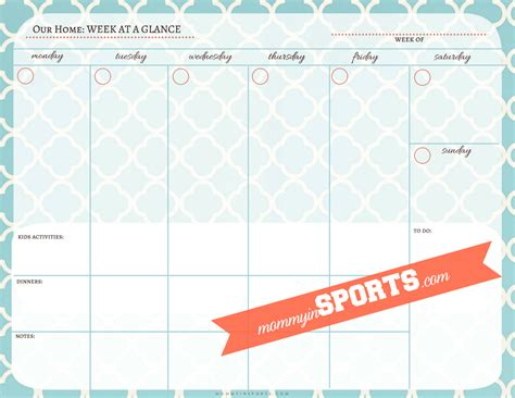 sports calendar template free chalkboard day of school printables in