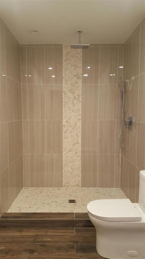 Pictures Of Bathroom Tiles Ideas 25 Best Ideas About Vertical Shower Tile On Pinterest Large Tile Shower Bathroom Tile