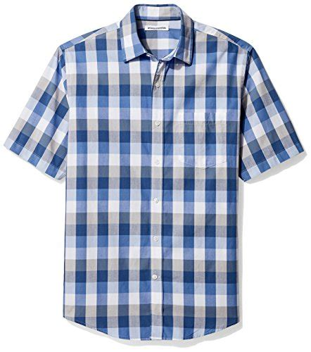 Sleeve Fit Check Shirt essentials s17ae30001 essentials s