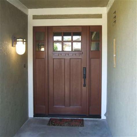 Craftsman Fiberglass Entry Door by Plastpro Craftsman Fiberglass Entry Door Entry Door