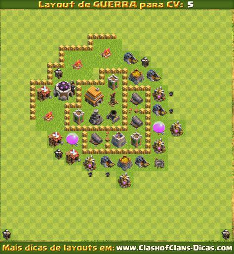 layout para cv 5 layouts para cv5 em guerra clash of clans dicas