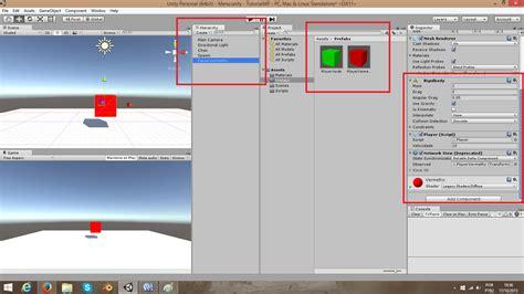 unity tutorial multiplayer game tutorial criando um simples multiplayer unity 5