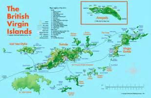 islands tourist map