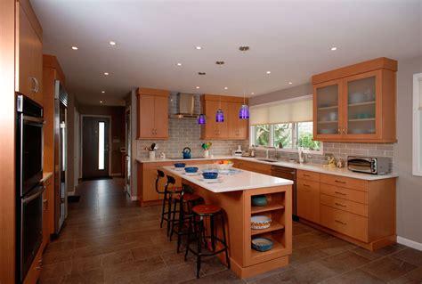 transitional kitchen with maple kitchen island morris transitional maple kitchen allentown morris black