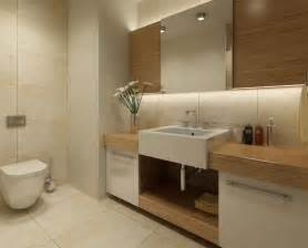 lighting design for toilet
