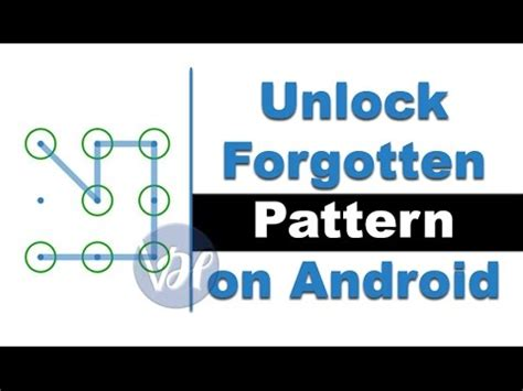 break unlock pattern android trick on how to reset android lock password pattern pin