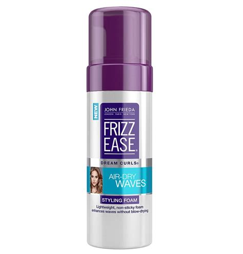 best products for frizzy hair best new hair products that turns frizz and into