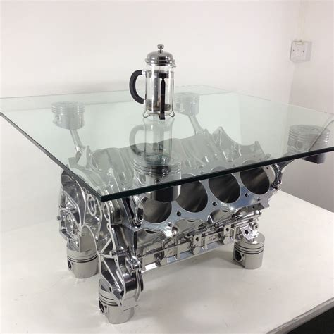 Motor Coffee Table Related Post Quot Unique V8 Engine Block Coffee Table Quot Wants Pinterest Engine Block