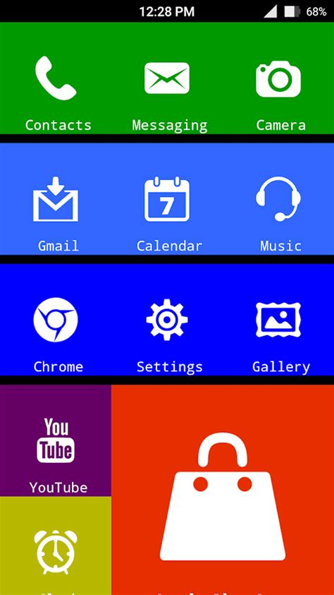 metro themes launcher download x launcher metro look themes android apps on google play