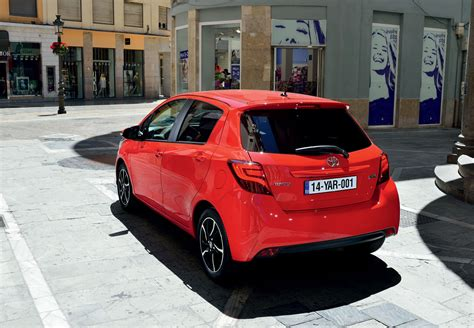 Rear View All New Yaris 2014 new toyota yaris price and specification toyota