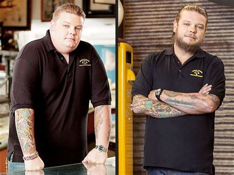big hoss weight loss pawn stars corey harrison 192 pound weight loss people com