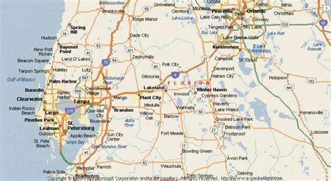 lakeland florida map map of lakeland holidaymapq