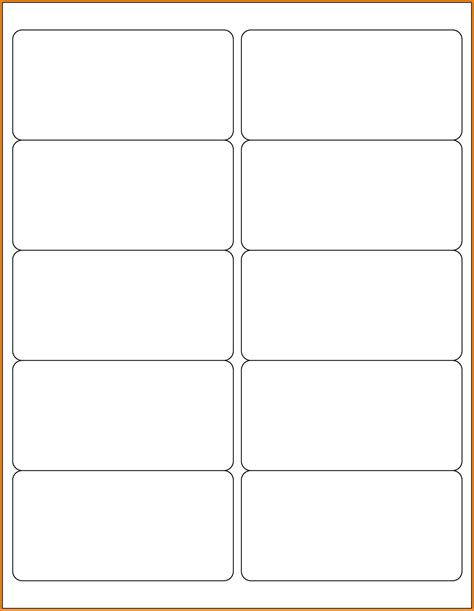 28 avery labels template 5163 blank avery 5163 template