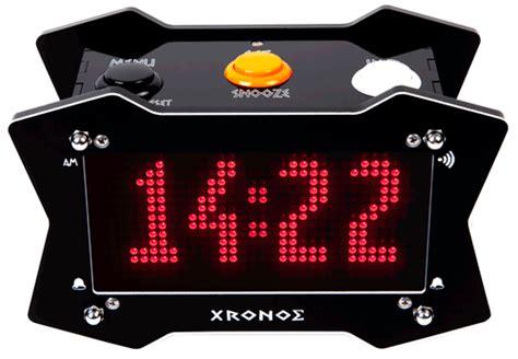 xronos clock home not your ordinary alarm clock