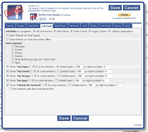 facebook fixer facebook fixer das neue facebook verbessern und