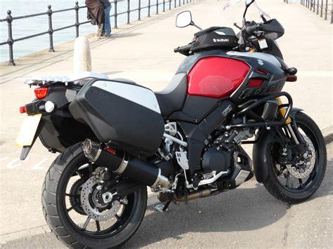Suzuki V Strom Exhaust V Strom Dl1000 Adventure 2014 Gt Motorbike Exhausts