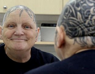 hair loss in 60 year old women home e volved tattoo fine art magazine