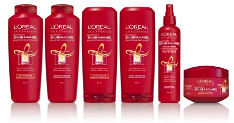 Kondisioner Loreal l oreal hair expertise color radiance shoo reviews in