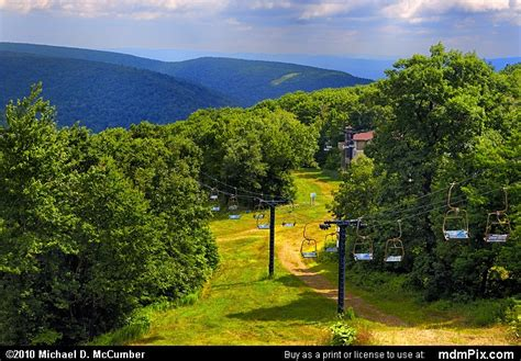 Blue Knob Mountain by Blue Knob Mountain Picture 041 July 18 2009 From Blue