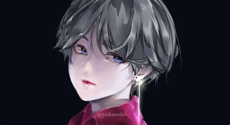 V Anime Bts by V Bts Anime Drawing Pictures To Pin On Thepinsta