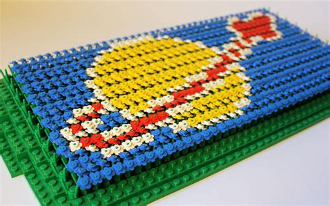 Make A House Online classic space flower mosaic jk brickworks