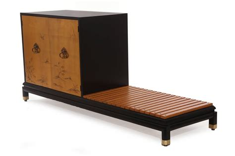 chest bench furniture renzo rutili for johnson chest with bench for sale at 1stdibs