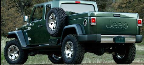 jeep gladiator  confirmed  wrangler ute
