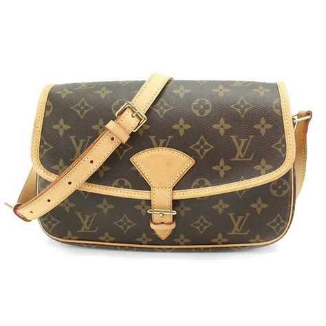 louis vuitton messenger sologne  discontinued monogram