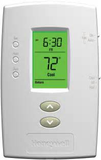 5 2 day programmable thermostat pro 2000 honeywell