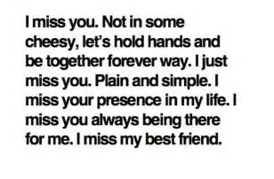 Break Letter Friendship best friends breakup cheesy couple ex life miss miss you quote
