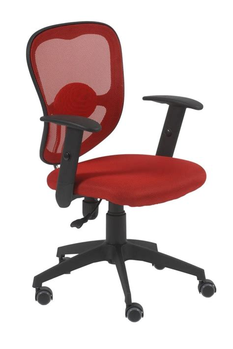 Small Task Chair by Furniture Black Back Black Simple Armpad Seat