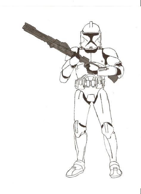 clone trooper by musicmaster999 on deviantart