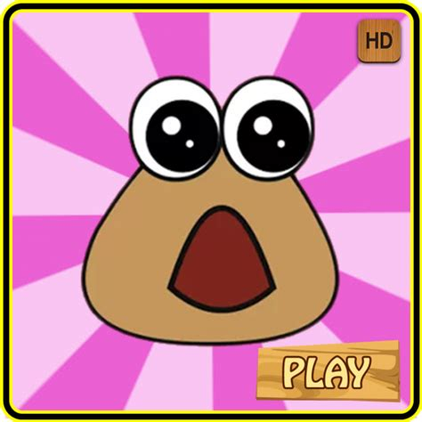 free pou apk pet run for pou adventure apk mod v1 0 apkformod