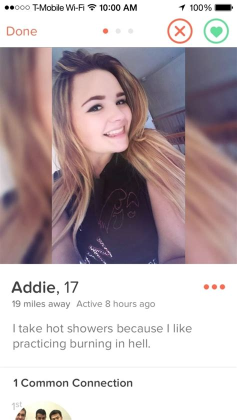 tinder biography ideas 12 people on tinder you won t bring home to meet mom