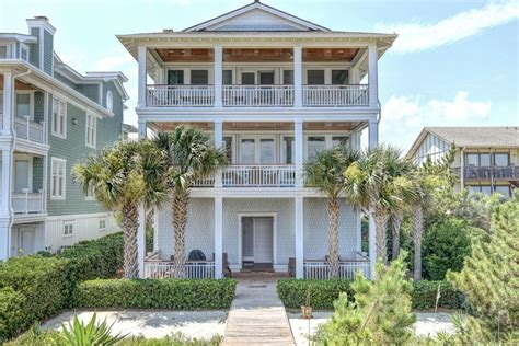Wrightsville Beach Oceanfront Home North Carolina Luxury Wilmington Nc Luxury Homes