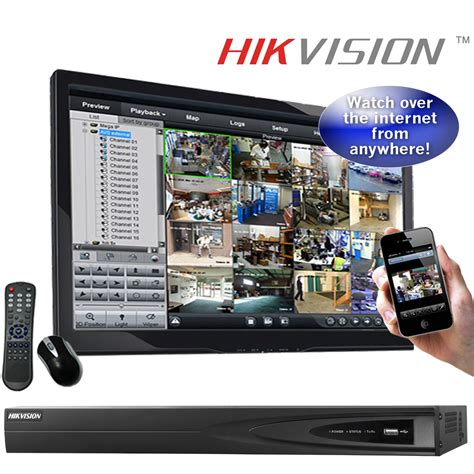 Hikvision Ds 7604ni E1 Hitam hikvision ds 7604ni e1 4p 4 channel nvr with 4 poe 3tb