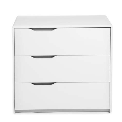 But Commode Blanche by Cool Commode Blanche 3 Tiroirs Achat Vente Commode Pas