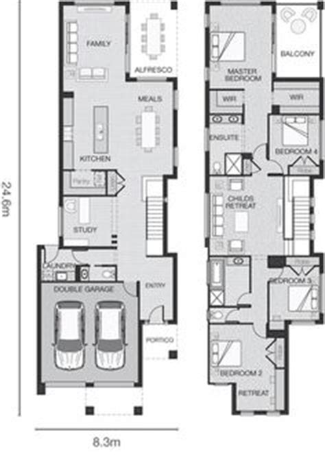foxtail small lot house plans free custom home design foxtail small lot house floorplan by http www