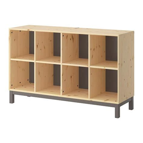 nornas bookcase hack ikea norn 196 s interieur inrichting