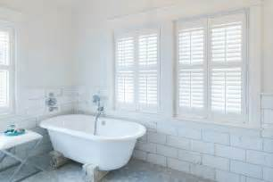 oversized bathroom mirrors large white subway tile