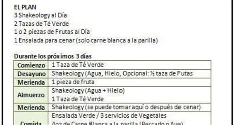 Shakeology Detox Side Effects by Shakeology 3 Day Cleanse En Espanol Healthy Lifestyle