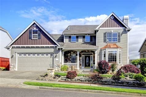 vinyl siding color combinations and styles